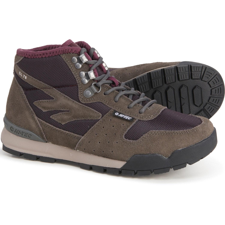 Hi-Tec Retro Hiking Boots (For Women