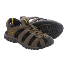 Hi-Tec Shore Sport Sandals (For Men) in Brown - Closeouts