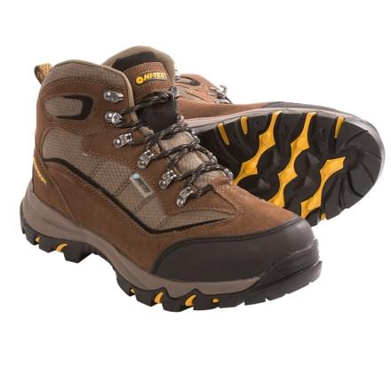 9f8560265ece Hi-Tec Skamania Mid Hiking Boots - Waterproof