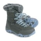 Hi-Tec St. Moritz Lite 200 Snow Boots - Waterproof, Insulated (For Big Kids)