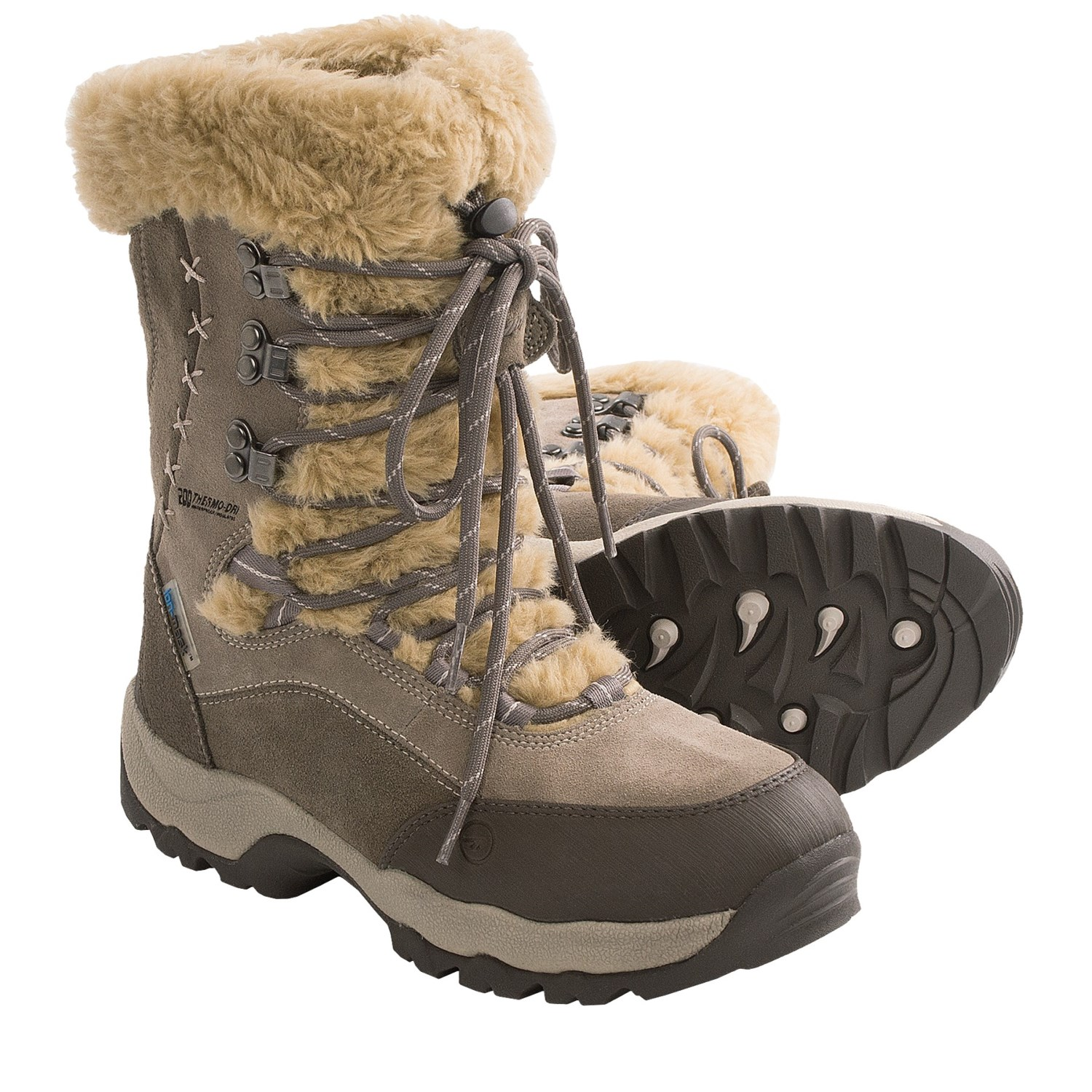 s waterproof insulated winter boots santa barbara