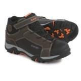 Hi-Tec Trail Ox Mid Hiking Boots - Waterproof (For Big Kids)