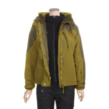 Hi-Tec Trinity Peak 3-in-1 Parka - Waterproof (For Women) in Bently/Petrol - Closeouts