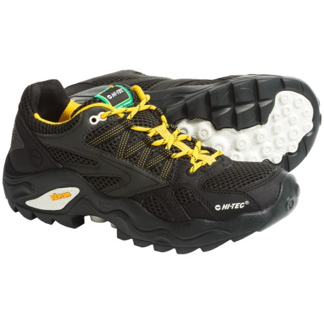 Hi Tec V Lite Flash Force Low I Trail Shoes (For Men)