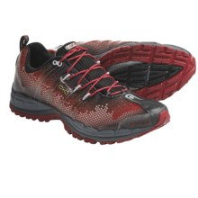 Hi-Tec V-Lite Infinity HPI Trail Running Shoes (For Men) in Red/Black/Silver - Closeouts