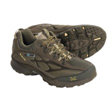 Hi-Tec V-Lite Lightning HPI Trail Shoes - Lightweight (For Women) in Taupe/Olive/Golden Haze - Closeouts