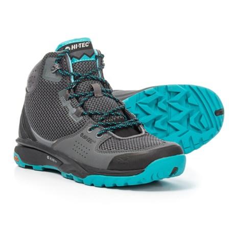 935530706569 Hi-Tec V-LITE Wild-Life K Hiking Boot (For Women) - Save 50%