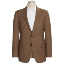 Hickey Freeman Birdseye Sport Coat - Worsted Wool (For Men) in Brown - Closeouts