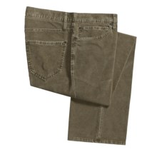 Hickey Freeman Corduroy Pants - Cotton, Five-Pocket (For Men) in Hunter - Closeouts