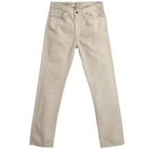Hickey Freeman Denim Pants (For Men) in Sepia - Closeouts