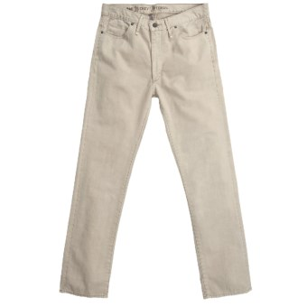 Hickey Freeman Denim Pants (For Men) in Sepia