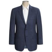 Hickey Freeman Fancy Sport Coat - Wool-Silk (For Men) in Blue - Closeouts