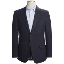 Hickey Freeman Soft Sport Coat - Linen (For Men) in Dark Navy - Closeouts