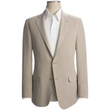 Hickey Freeman Soft Sport Coat - Linen-Hemp (For Men) in Tan - Closeouts