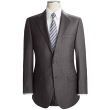 Hickey Freeman Wool Tonal Stripe Suit (For Men) in Grey/Black - Closeouts