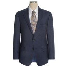 Hickey Freeman Worsted Wool Suit (For Men) in Blue - Closeouts