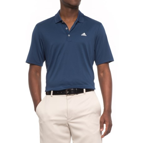 Image of High-Performance Polo Shirt - UPF 30, Short Sleeve (For Men)