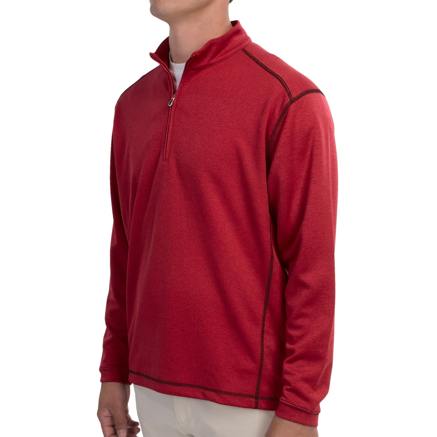 high performance wicking pullover shirt for men save 71