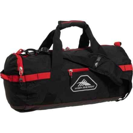 "High Sierra 20"" Packed Cargo Duffel Bag - Extra Small"