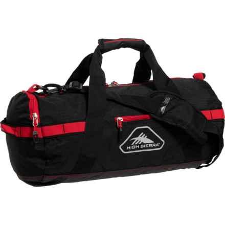 "High Sierra 24"" Packed Cargo Duffel Bag - Small"