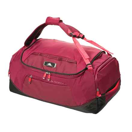 "High Sierra 26"" AT8 Convertible Duffel Backpack in Dahlia/Diva/Raven - Closeouts"