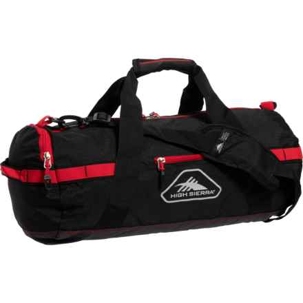 "High Sierra 30"" Packed Cargo Duffel Bag - Medium"