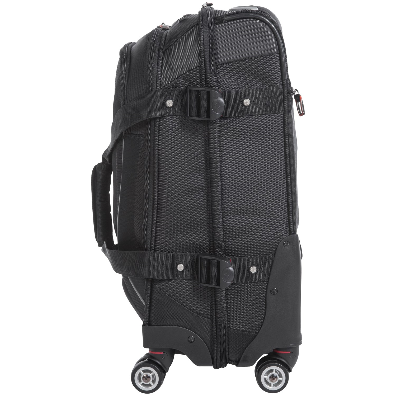 High Sierra At7 22 Carry On Spinner Duffel Bag Save 40