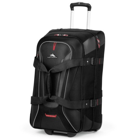 High Sierra AT7 22 Rolling Upright Duffel Bag