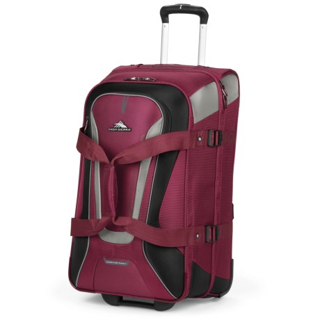 High Sierra AT7 26 Rolling Upright Duffel Bag