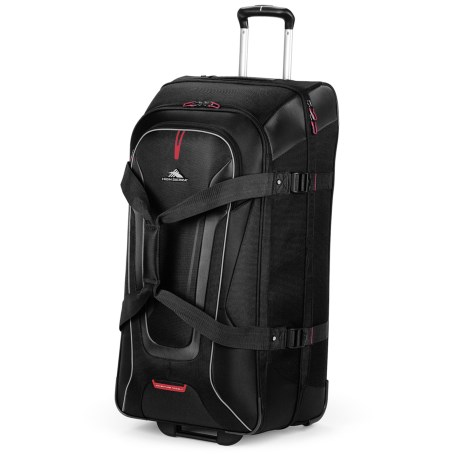 High Sierra AT7 32 Rolling Upright Duffel Bag
