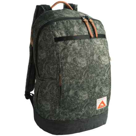 High Sierra Avondale 19L Backpack in Floral/Raven - Closeouts