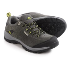 High Sierra Brewer Light Hiking Shoes - Waterproof (For Women) in Charcoal - Closeouts