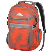 High Sierra Broghan Backpack in Hyper Dots/Charcoal - Closeouts