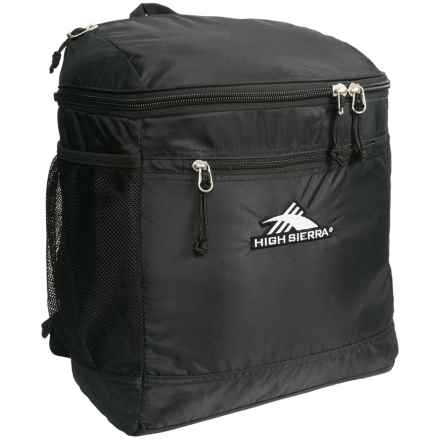 High Sierra Bucket Ski Boot Bag in Black - Closeouts