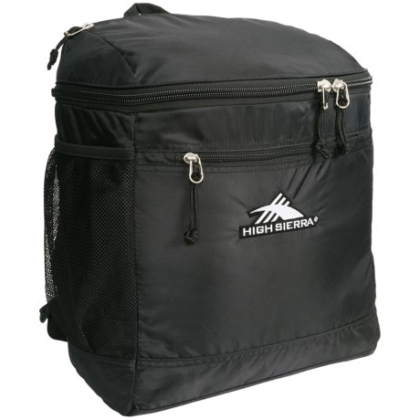 High Sierra Bucket Ski Boot Bag in Black