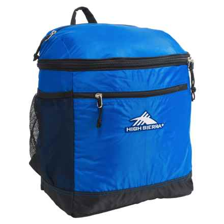 High Sierra Bucket Ski Boot Bag in Vivid Blue/Black - Closeouts