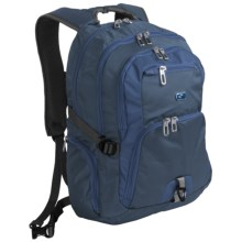 High Sierra Caldwell Laptop Backpack in Pacific - Closeouts