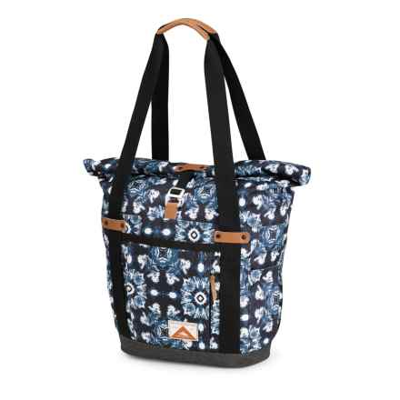High Sierra Clybourn Tote Bag in Eclipse/Raven - Closeouts
