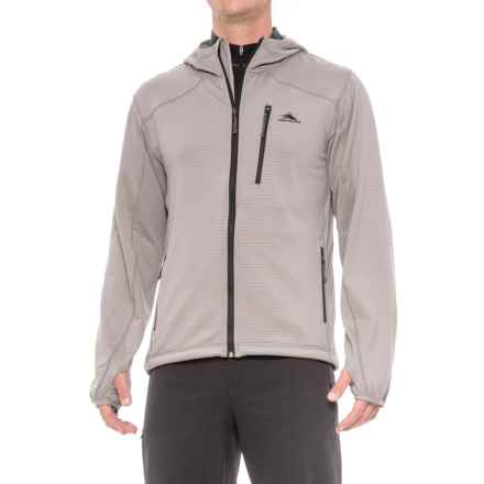 High Sierra Conness Hooded Jacket (For Men) in Charcoal - Closeouts