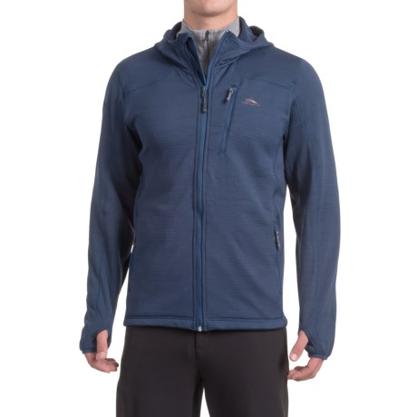 High Sierra Conness Hooded Jacket (For Men) in True Navy