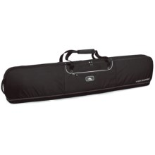 High Sierra Deluxe Snowboard Sleeve in Black - Closeouts