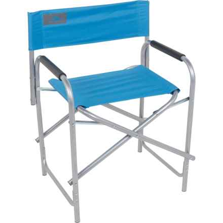 High Sierra Director Chair - Pool Blue