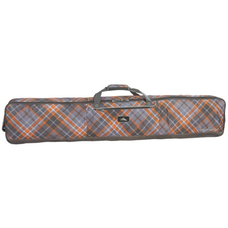 High Sierra Double Coffin-Style Ski-Snowboard Bag - Wheeled