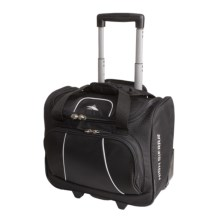 High Sierra Elevate Wheeled Tote Bag - Carry-On in Black - Closeouts