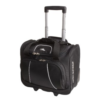 High Sierra Elevate Wheeled Tote Bag - Carry-On in Black