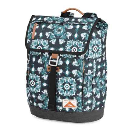 High Sierra Elmwood Backpack in Eclipse/Raven - Closeouts