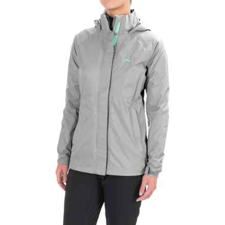 High Sierra Emerson Hooded Jacket - Full Zip (For Women) in Ash - Closeouts