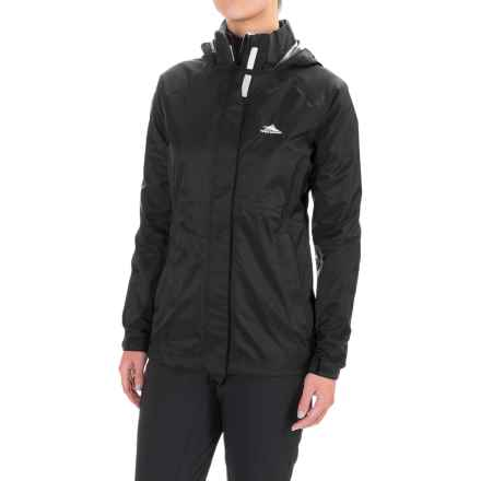 High Sierra Emerson Hooded Jacket - Full Zip (For Women) in Black - Closeouts