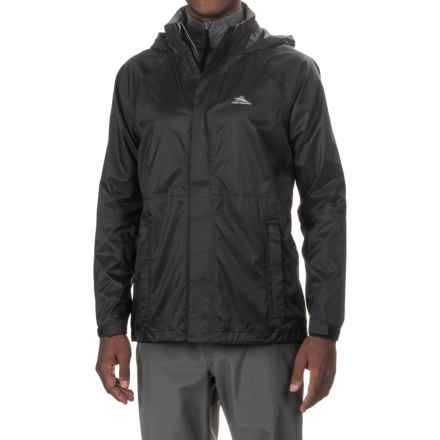 High Sierra Emerson Jacket - Waterproof (For Men) in Black - Closeouts