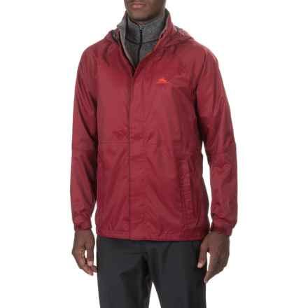 High Sierra Emerson Jacket - Waterproof (For Men) in Brick - Closeouts